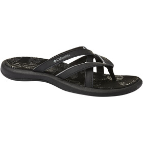 Columbia Kambi II Sandalen Dames, black/ti grey steel
